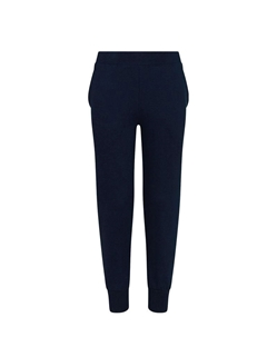Navy Tapered Joggers